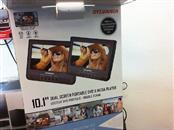 SYLVANIA Portable DVD Player SDVD1010